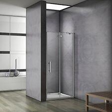 Porte de douche pivotante pliante Pario de douche Cabine de douche 195cm