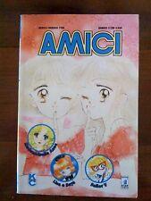 Amici (Madamoiselle Anne, Sailor V, Lisa e Seya)  N.  4 Ed. Star Comics