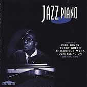 Jazz Piano, Various Artists, Very Good Import