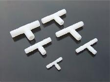 T-förmige 1,6mm-25mm Schlauchverbinder Filter Flüssigkeiten Luft schlauch  1pc
