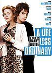 Danny Boyle A LIFE LESS ORDINARY rare Twisted Romance dvd EWAN MCGEGOR Cam Diaz