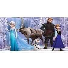 Stickers chambre d'enfant tête de lit La Reine des Neiges réf 8500 8500