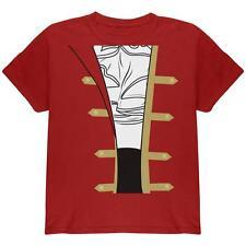Halloween Spanish Pirate Costume Men Youth T Shirt