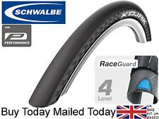 Schwalbe Kojak 26 x 2.0 1.35 MTB MOUNTAIN BIKE SLICK RaceGuard pneumatico su strada proteggere