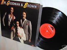 RAY, GOODMAN & BROWN-SELF TITLED soul LP