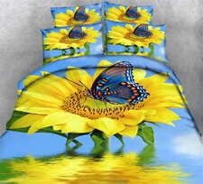 Gathering Honey 3D Printing Duvet Quilt Doona Covers Pillow Case Bedding Sets