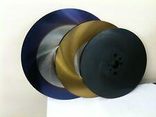 HSS lame 225 x 1.8 x 32 trattati a vapore, Tin & multistrato rivestito PLUS m35 Blu