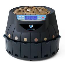 Münzzähler Euro SR1850 - optionale Druckfunktion - Geldzählmaschine Securina24®