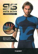 T-Shirt manica corta - Gatta Thermoactive - abbigliamento tecnico per lo sport