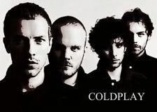 191001 Coldplay Rock Music Group Wall Print Poster CA