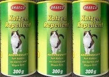 Katzenabwehr Tiervertreiber Katzenschreck Katzenschutz 100g/1,38€ Katzenstop KH