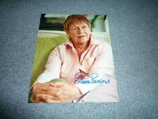 Estelle parsons signed autographe 20x25 CM en personne Navratilova roseannes mère