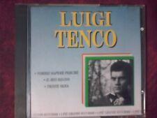 TENCO LUIGI- I PIU' GRANDI SUCCESSI. CD.