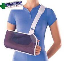 MESH ARM SLING MINIMIZES PRESSURE ON THE NECK