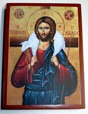 25 x Gesù Cristo Buon Pastore icona ICON Good Shepherd IKONA Orthodox icoon