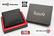 995d3e7d315e RFID Blocking Protection Genuine Leather J Wilson London Mens Wallet ...