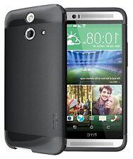 TUDIA LITE Protective TPU Flexible Soft Skin Gel Case for HTC One E8