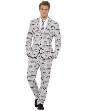 Costume Mr. Moustache homme Cod.242158