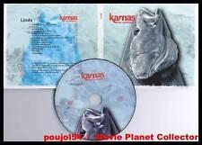 "KAMAS ET LES CORBEAUX ""Linda"" (CD Digipack) 2008"