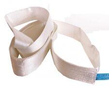 YALE Rundschlinge 2 m Hebeband Hebegurt weiß 1,5 t Hebebänder Gurt Band Schlinge