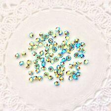 Swarovski® Crystal 3mm Bicone 2X Colors/Coats #5301/5328 - Choose 3mm - 24 PC PK
