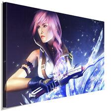 Lightning Returns Final Fantasy XIII Leinwandbild  AK ART Kunstdruck Wandbild