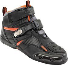 Joe Rocket Atomic Motorcycle Boot - Black/Orange