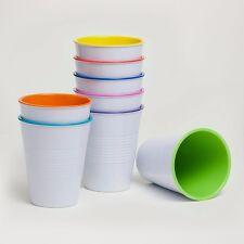 Barel Retro Melamine Cup 275mL in 9 Colour Options - Water, Juice, Milk & Soda