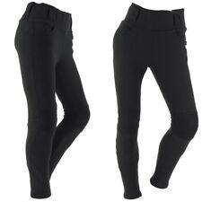 RICHA Lady KODI Motorbike LEGGINGS Black Polyester Cotton/Spandex/Aramid Fibre