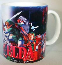 The Legend of Zelda Okarina of Time - Kaffeetasse - Glied