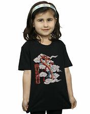 Disney Girls Mulan Mushu Dragon T-Shirt
