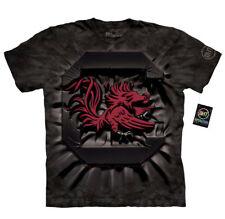 University of South Carolina Gamecocks T-Shirt by The Mountain---Brand New---