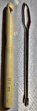Häkelnadel 10mm / 12mm Nähnadel für Hoooked Zpagetti Ribbon XL  Häkeln Stricken