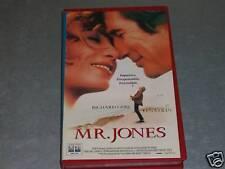 MR. JONES - VHS BUONE CONDIZIONI