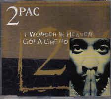 2 Pac-I Wonder If Heaven Got a Ghetto cd maxi single