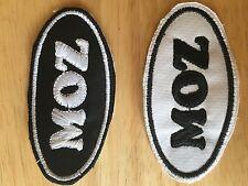 "Morrissey Moz Sew-On Mecanic Patch 3"" x 1.5"""