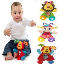 Playgro Teething Blanket, (1) POOKIE PUPPY OR RORY LION OR LULU BIRD