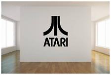 "ATARI Logo Large WALL VINYL ART DECAL 22X27"" BEDROOM HOME DECOR"