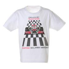 Vodafone McLaren Mercedes Formula F1 Grand Prix Driven By Success T-Shirt NEW