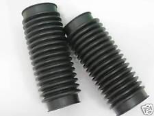 A10 A65 A7 fork gaiters gaiter set BSA twin 42-5320 rubber boots