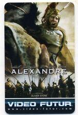 VIDEO FUTUR collector ALEXANDRE  ( 276)