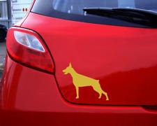 Dobermann Hunde Aufkleber Autoaufkleber Sticker