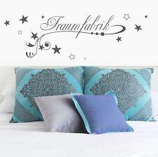 Pegatina pared traumfabrik estrellas Dormitorio Pegatina de Pared Adhesivo