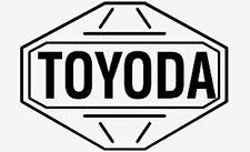 Toyota Vintage Toyoda Logo Embroidered Mens Polo Sport Shirt S-6XL, LT-4XLT  New