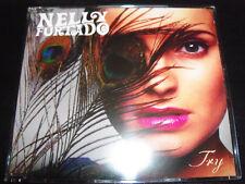 Nelly Furtado Try Australian 3 Track Single + Enhanced Video