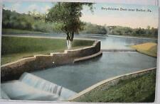 1900's~Boydstown Dam Near~Butler, PA