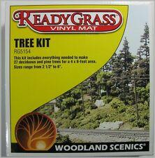 "Woodland Scenics RG5154 Tree Kit Sizes 2 1/2"" to 6"" (Includes 27 Trees)"