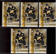 MARK STONE 11/12 ITG Prospects RC Rookie Lot of (5) #228 Ottawa Senators Cards