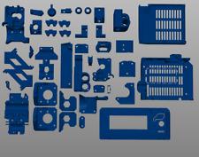 Original Prusa i3 MK3S Printed Parts - BLACK PETG