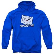 Adventure Time - Shmowzow Cartoon Network Adult Hoodie